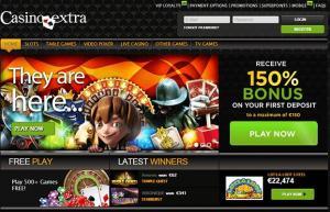 Casino extra accueil
